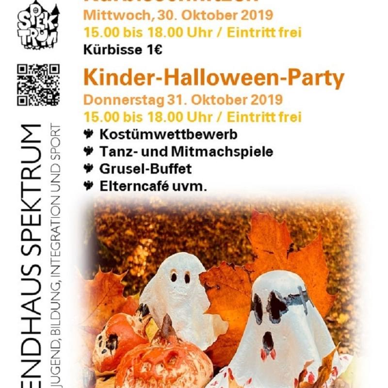 Halloween Ferienprogramm