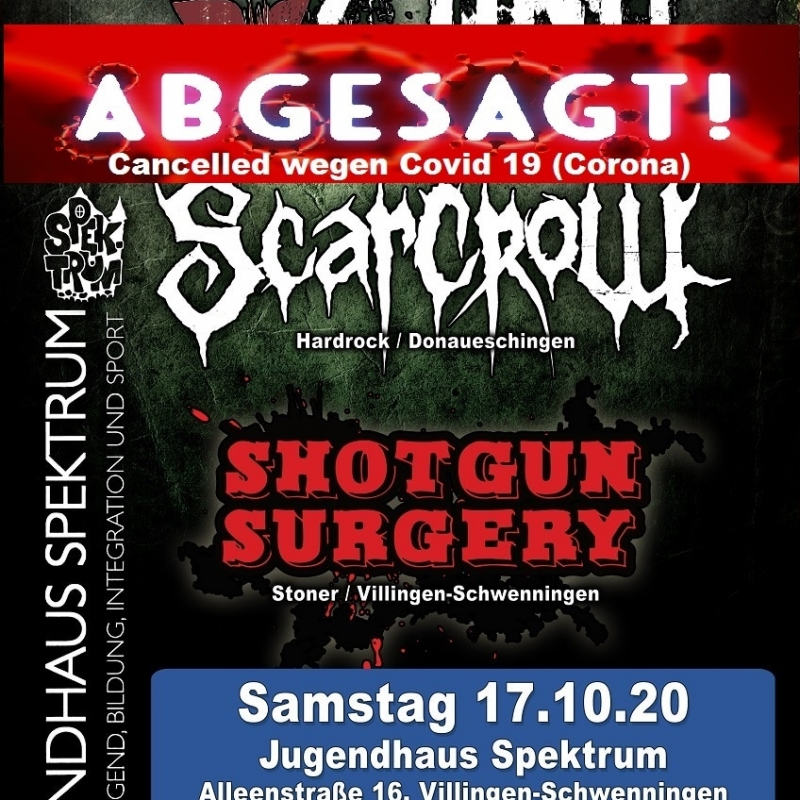 Plakat 17.10.20, ABGESAGT